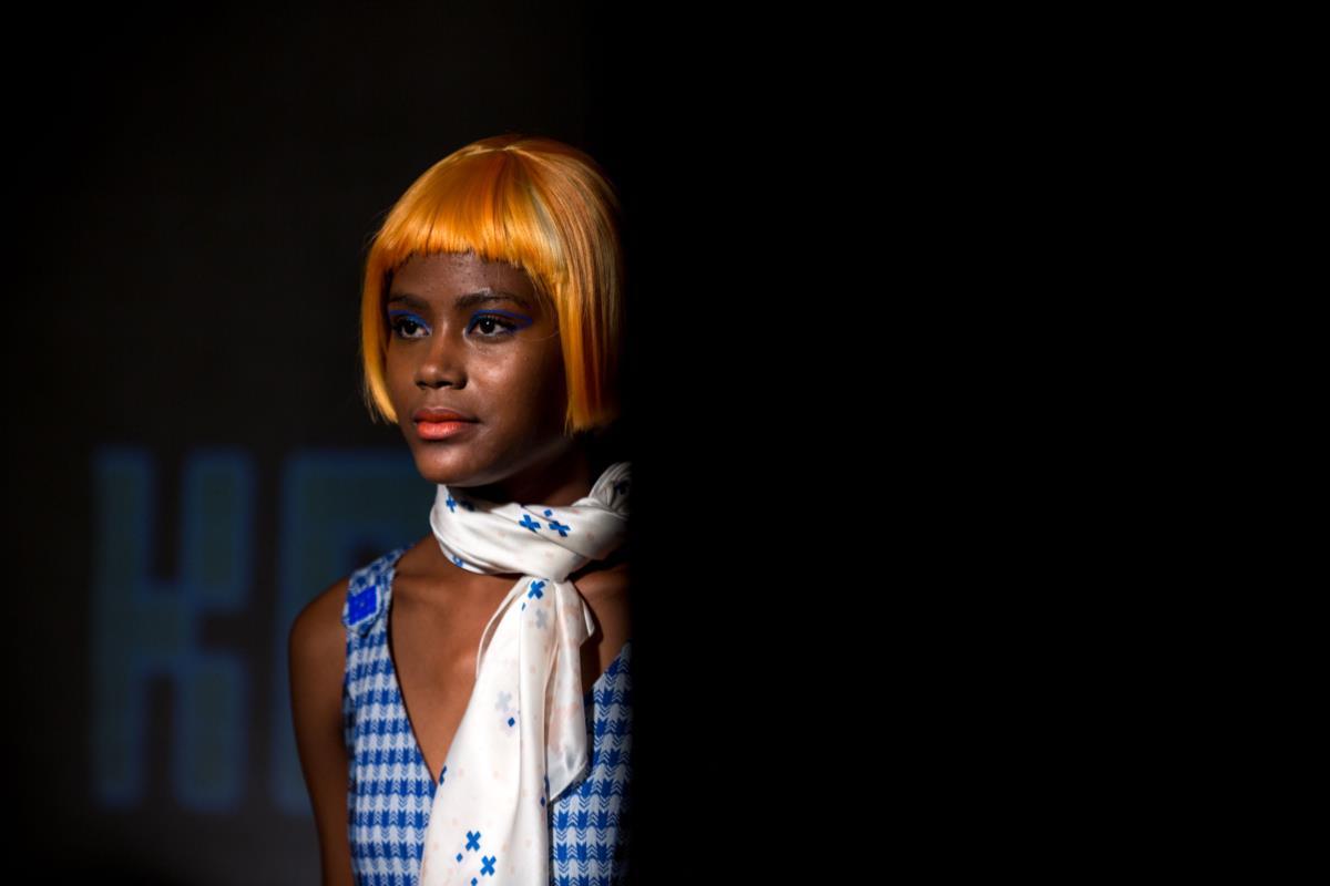 No Portugal Fashion, Katty Xiomara entre o desporto e os videojogos