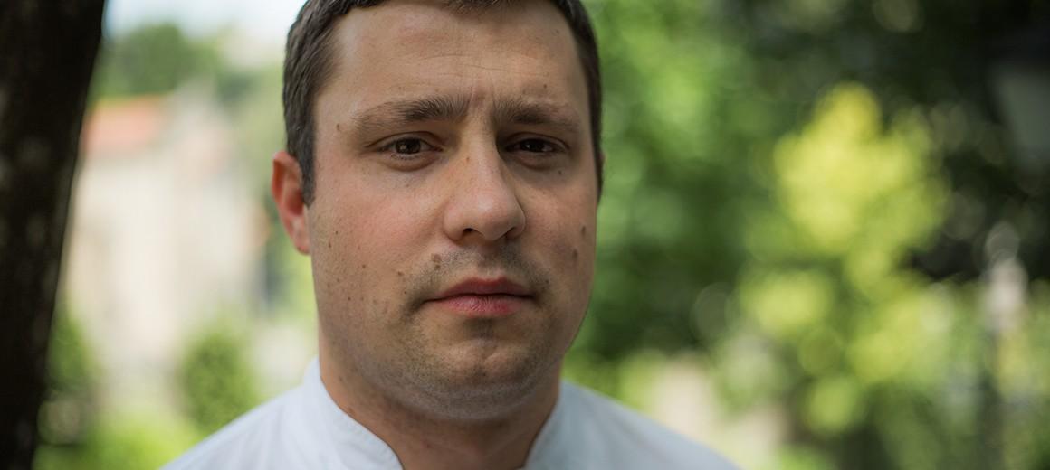 Uma estrela Michelin: Casa da Calçada (Amarante), André Silva (Vítor Matos até Julho)
