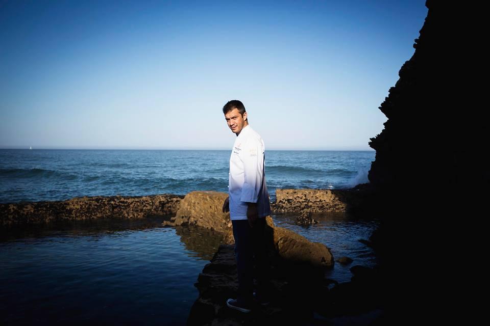 Uma estrela Michelin: Fortaleza do Guincho (Cascais) / Miguel Vieira (Vincent Farges até Maio)