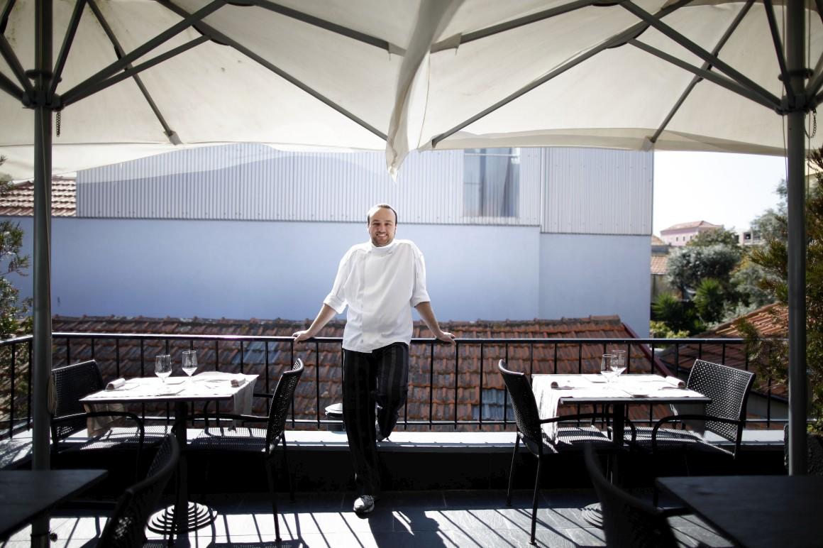 Uma estrela Michelin: Pedro Lemos (Porto)