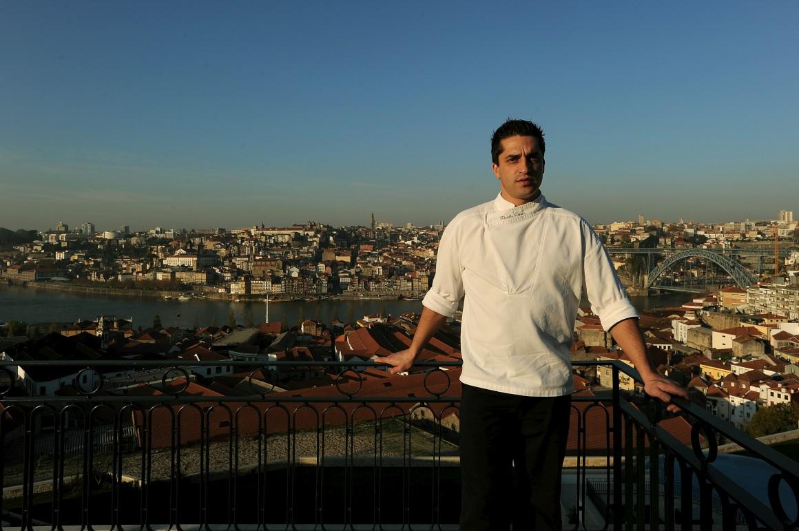 Uma estrela Michelin: Yeatman (Gaia), Ricardo Costa