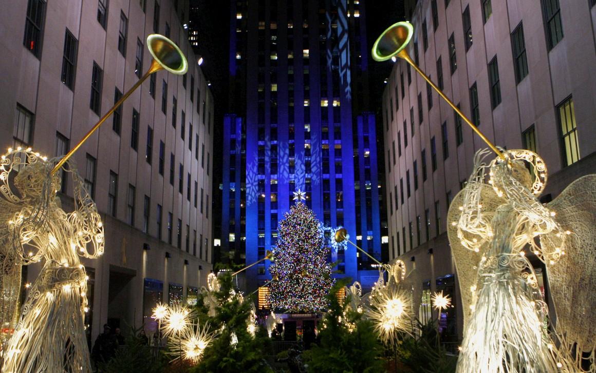 Nova Iorque no Natal