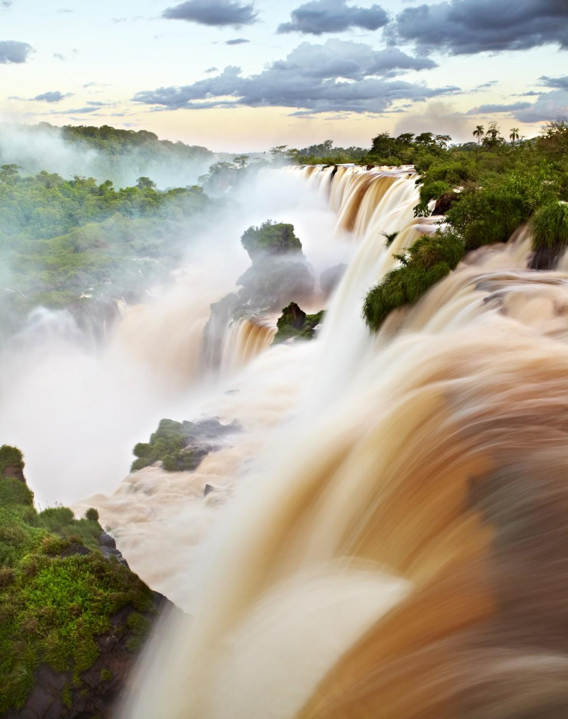 ARGENTINA. Cataratas de Iguaçu