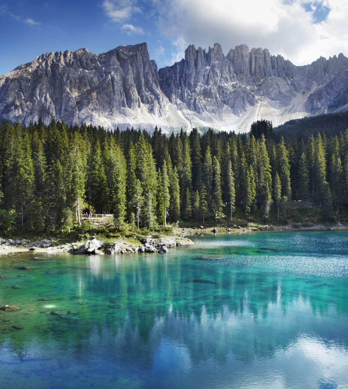 ITÁLIA. Lago di Carezza