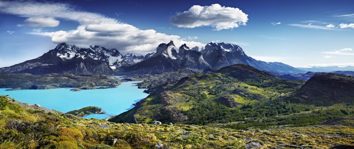 CHILE, Parque Nacional Torres del Paine