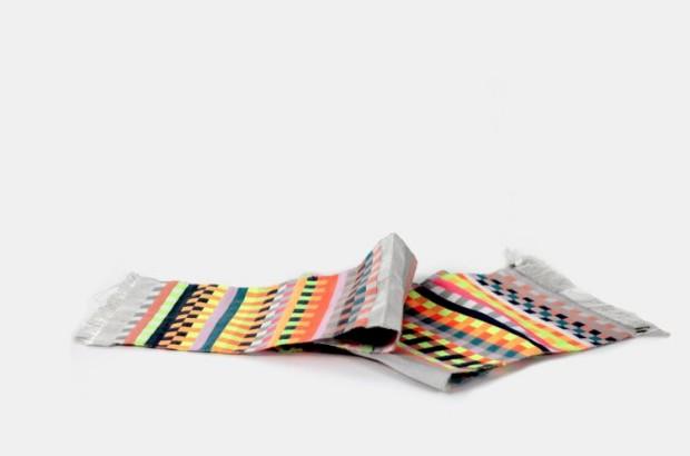 E se o ADN fosse uma peça de design ou um cachecol?