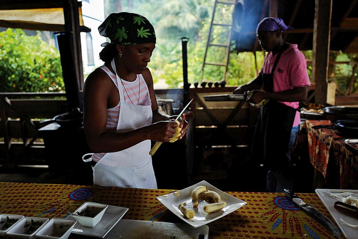 Ilha de São Tomé, Roça São João