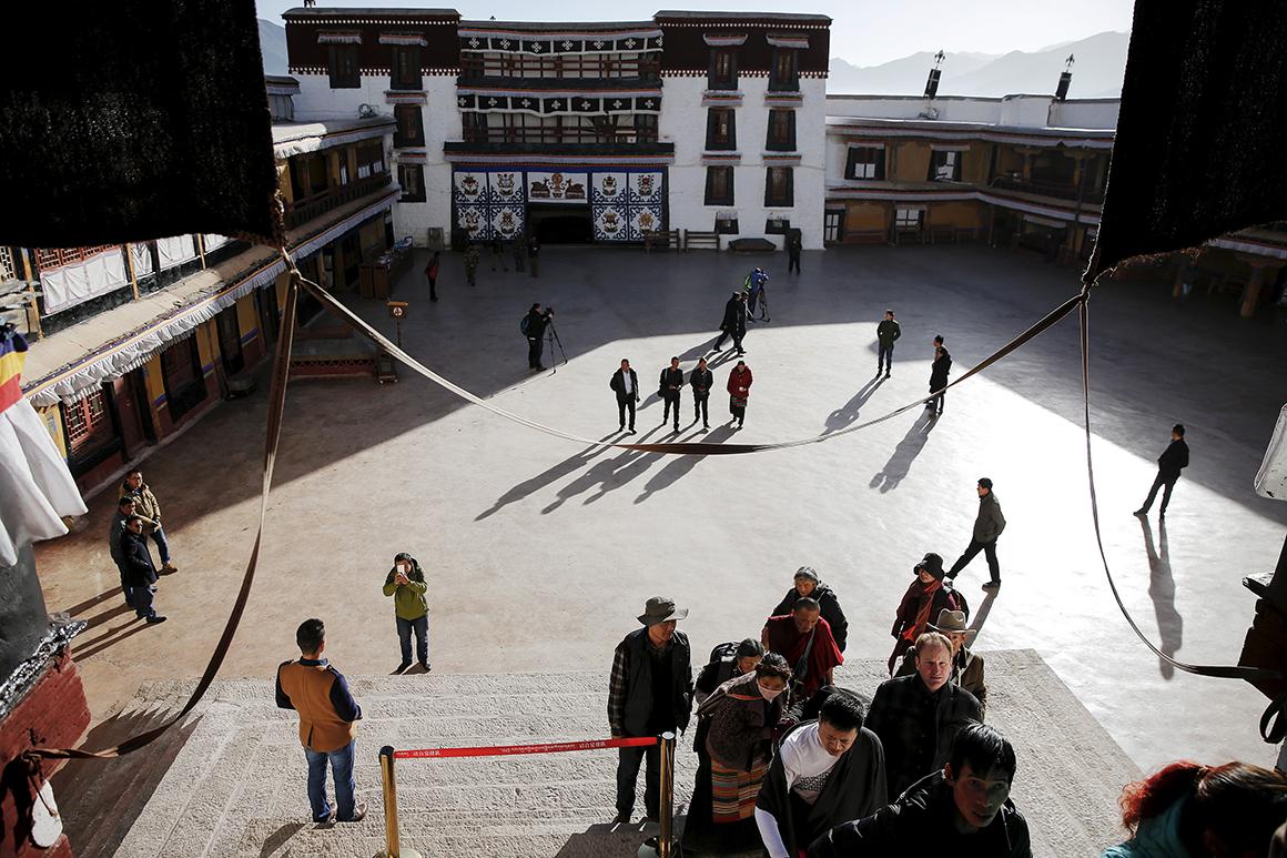 Tem mais de 1300 anos e está classificado como Património da Humanidade pela UNESCO