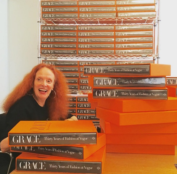 Grace Coddington abandona cargo de directora criativa da Vogue americana