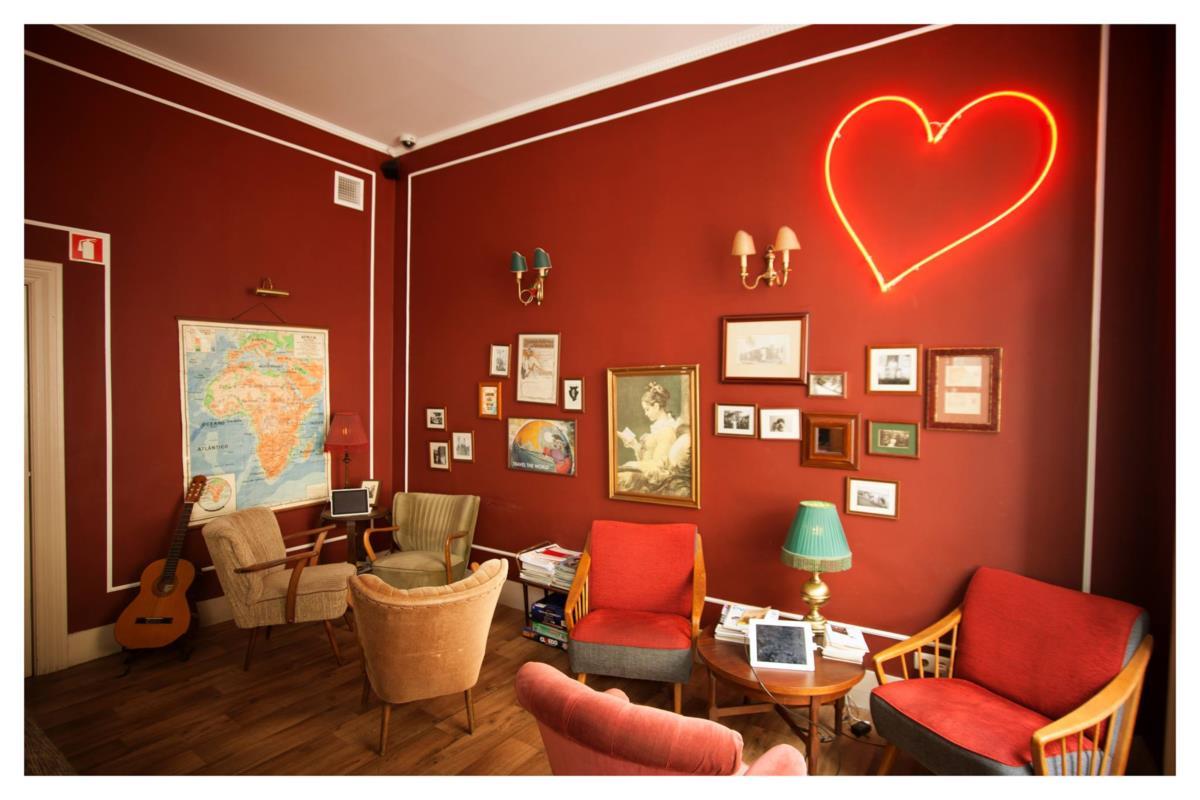 Melhores hostels médios: 1. Home Lisbon Hostel (Lisboa)