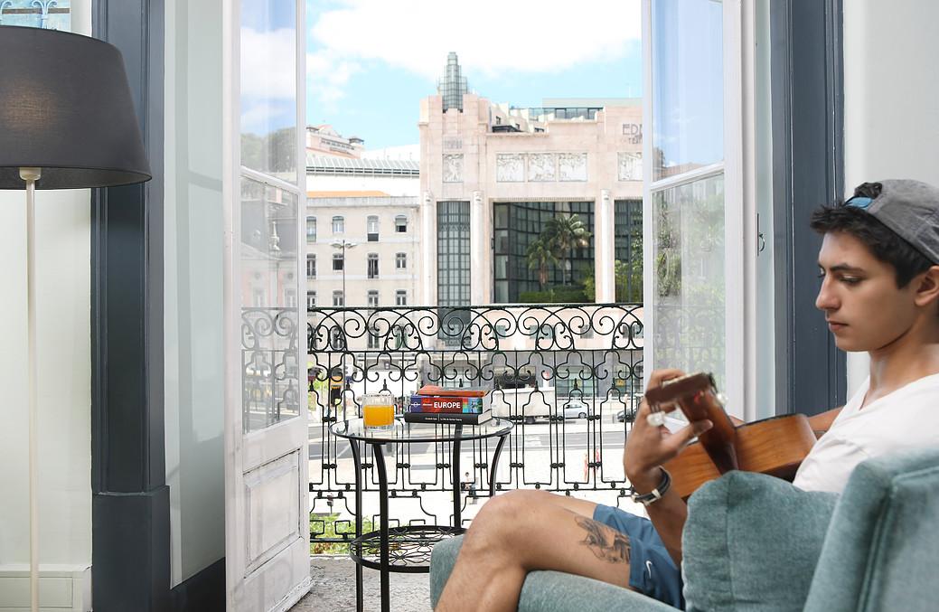 Melhores hostels médios:  2. Goodmorning Lisbon Hostel (Lisboa)