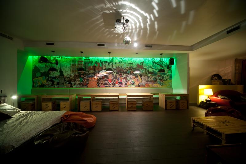 Melhores hostels médios:  4. Yes! Lisbon (Lisboa)