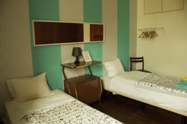 Melhores hostels médios: 8. Sunset Destination (estação do Cais do Sodré, Lisboa)