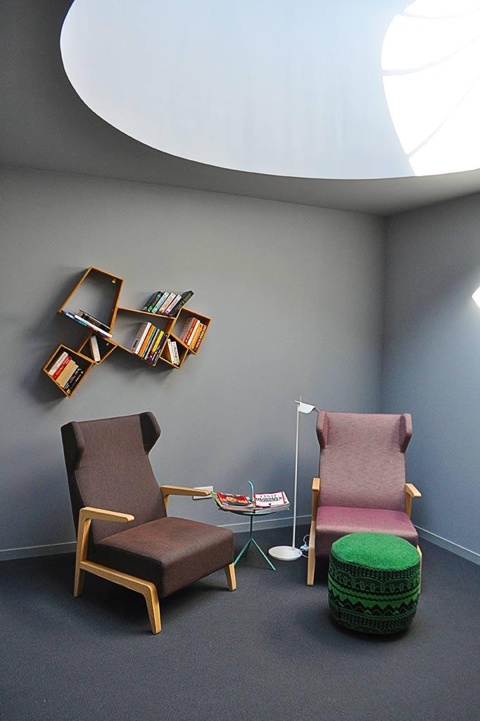 Melhores hostels grandes:   3. Tattva Design Hostel (Porto)