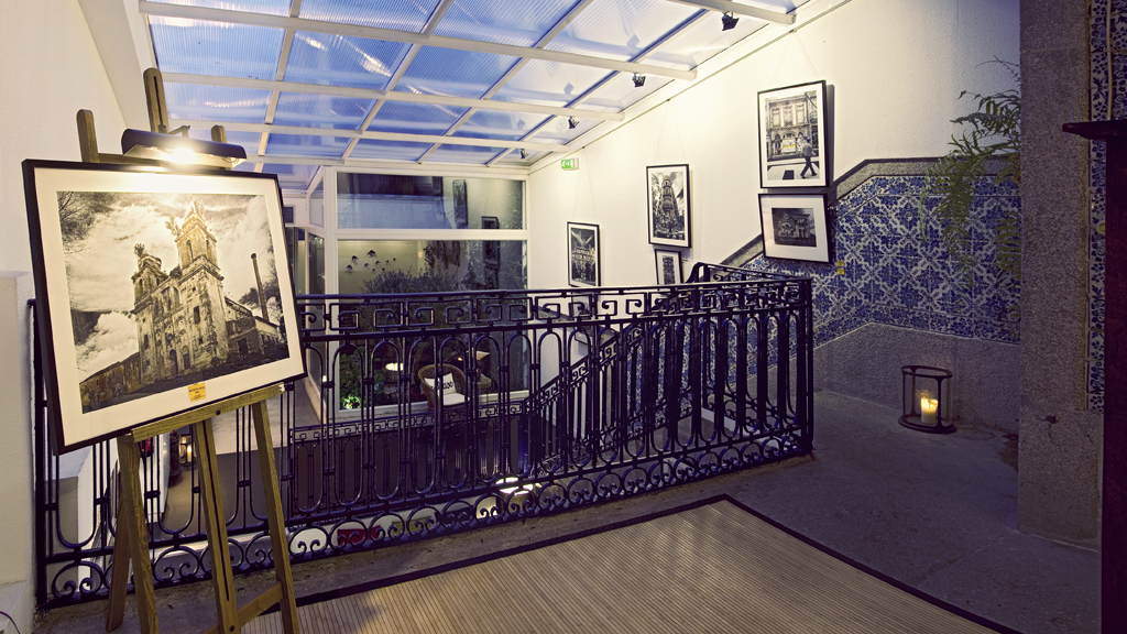 Melhores hostels pequenos:  10. Gallery Hostel Porto