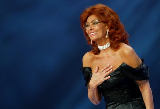 Sophia Loren protagoniza nova campanha da Dolce&Gabbana
