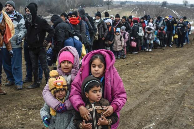 Sírios continuam a tentar entrar na Europa à procura de melhores condições de vida