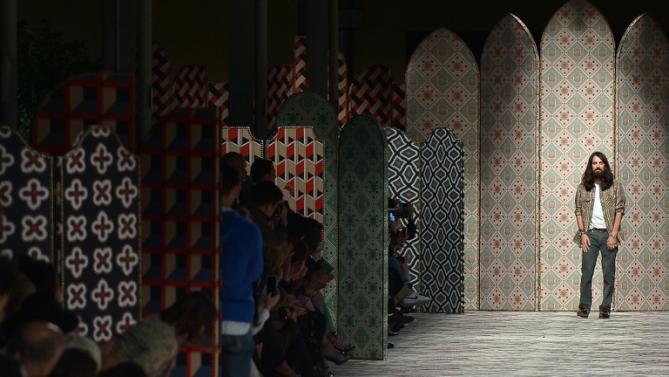 Gucci vai desfilar na Abadia de Westminster