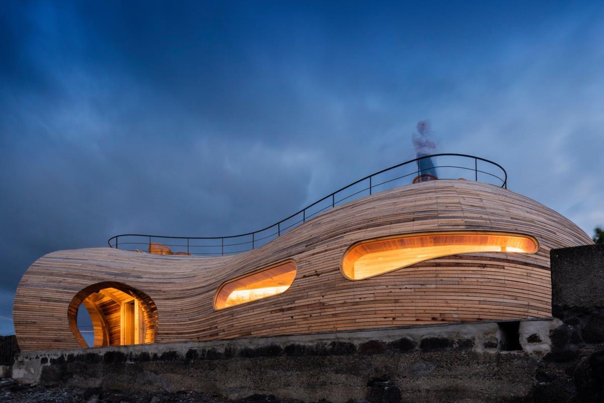 'Óscar' da arquitectura para bar dos Açores