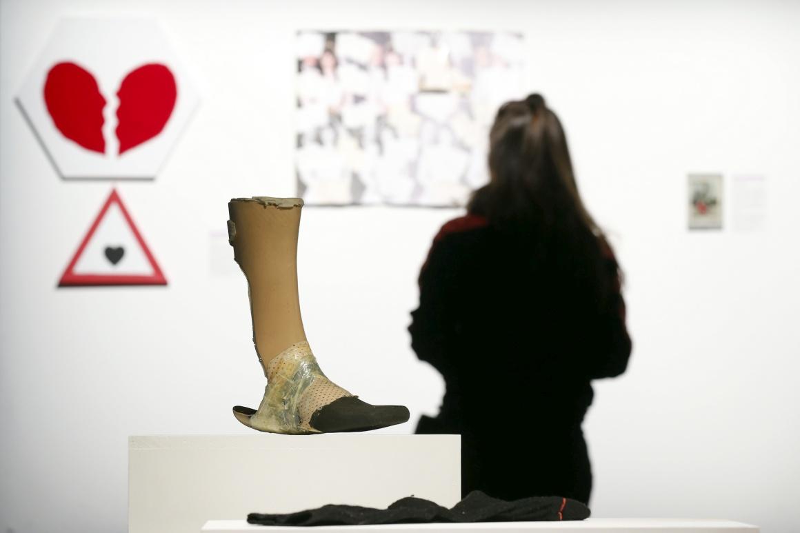 O museu dos corações partidos