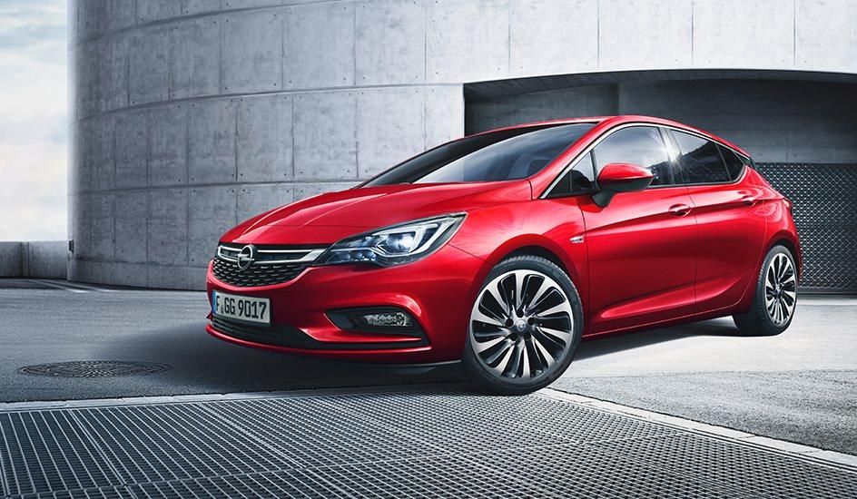 Opel Astra 1.6 110cv - Troféu Essilor / Volante de Cristal e Prémio Escolha do Público