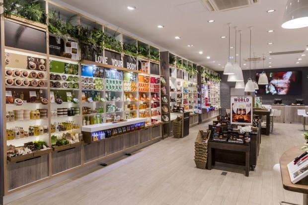 Body Shop quer ser a empresa mais sustentável do mundo em 2020