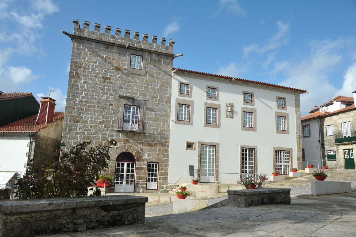 A Casa Torreada dos Barbosa Aranha, recuperada para acolher o museu
