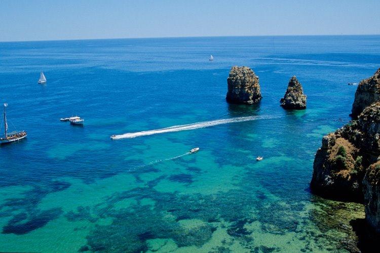 Algarve: candidato a melhor destino de praia