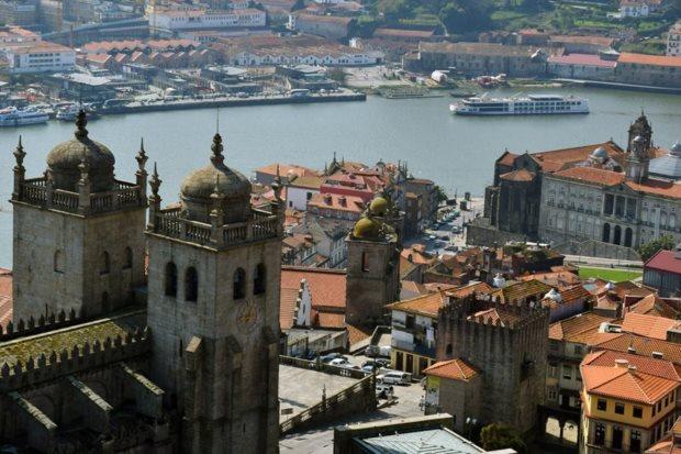 DouroAzul nomeada para melhor companhia de cruzeiros fluviais