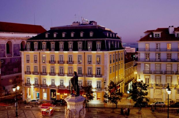 Bairro Alto Hotel (Lisboa): Hotel património, Boutique Hotel