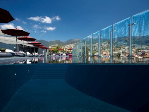 The Vine (Madeira): Hotel e spa insular, Hotel design