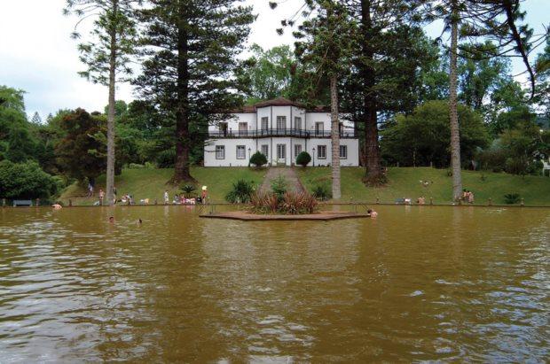 Terra Nostra Garden (Açores, São Miguel): Boutique hotel,