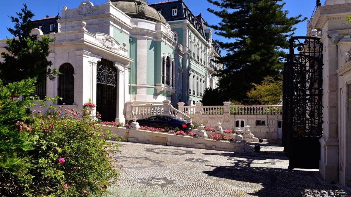 Pestana Palace (Lisboa): Hotel de luxo para negócios