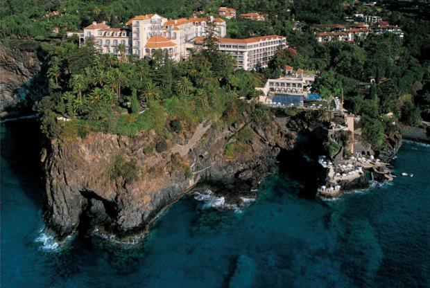 Belmond Reid's Palace (Madeira): Resort insular