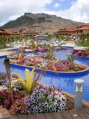 Pestana Porto Santo (Madeira): Resort tudo-incluído