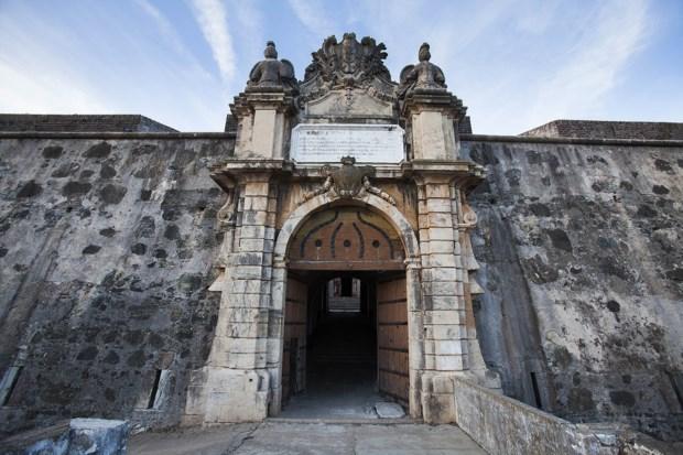 """Forte da Graça (Melhor Projecto Público, Prémios """"Turismo do Alentejo"""")"""