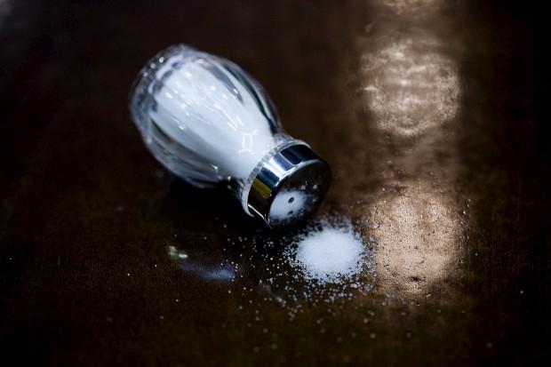 Pais, atenção ao sal!