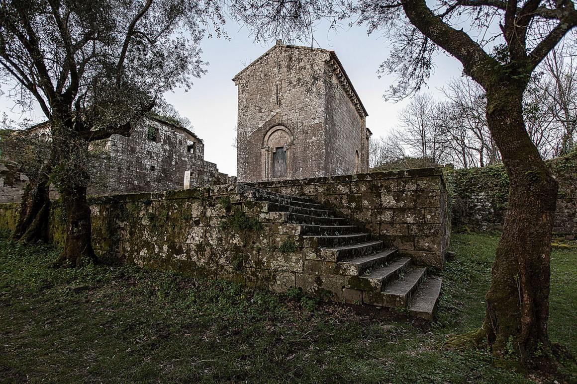 Mosteiro de Sanfins de Friestas, em Valença