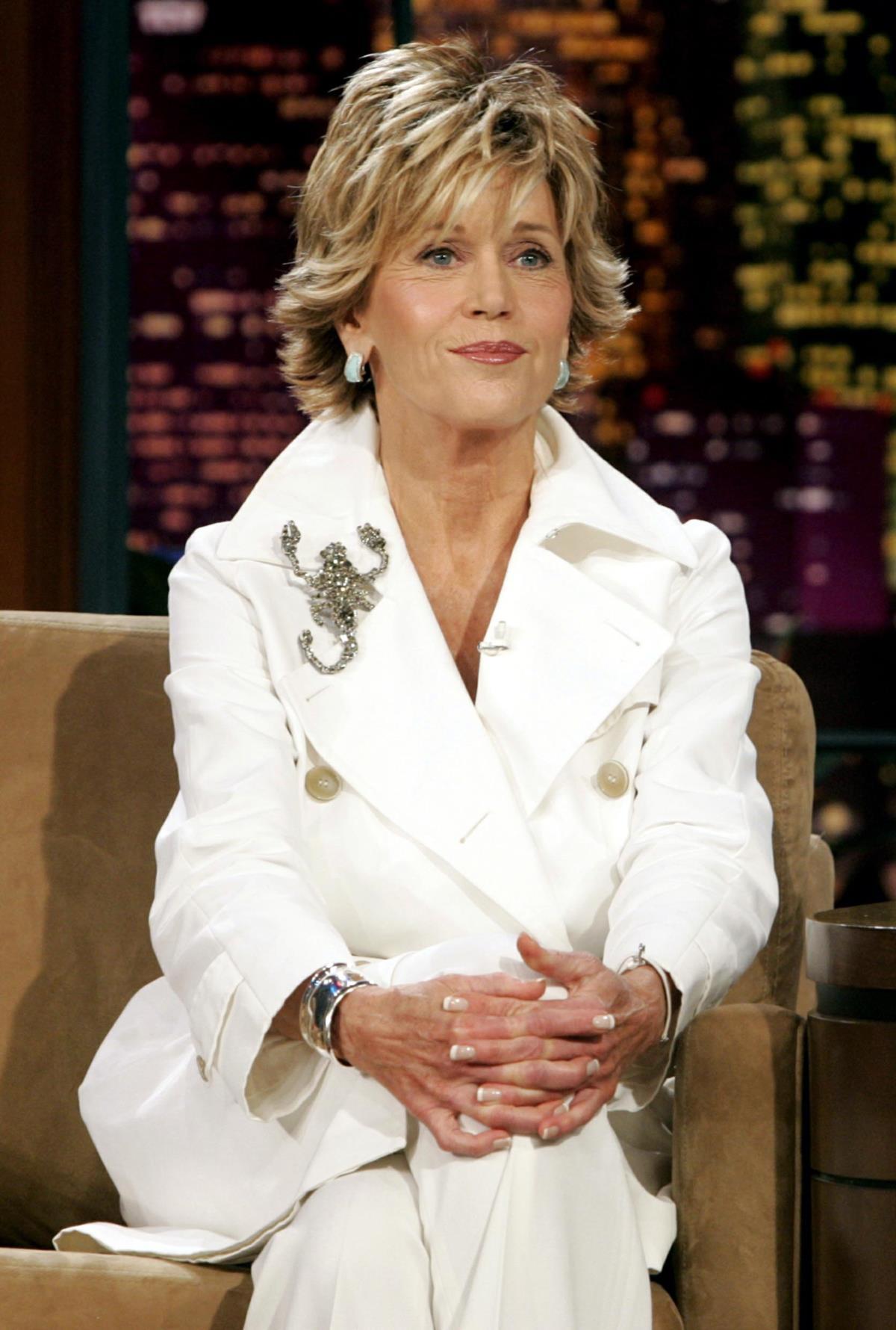 Jane Fonda em 2005