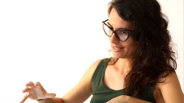 Salomé Areias, coordenadora do projecto Fashion Revolution em Portugal