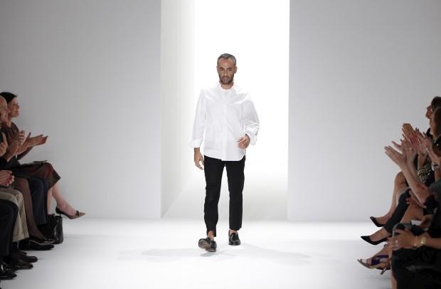Francisco Costa e Italo Zucchelli saem da Calvin Klein