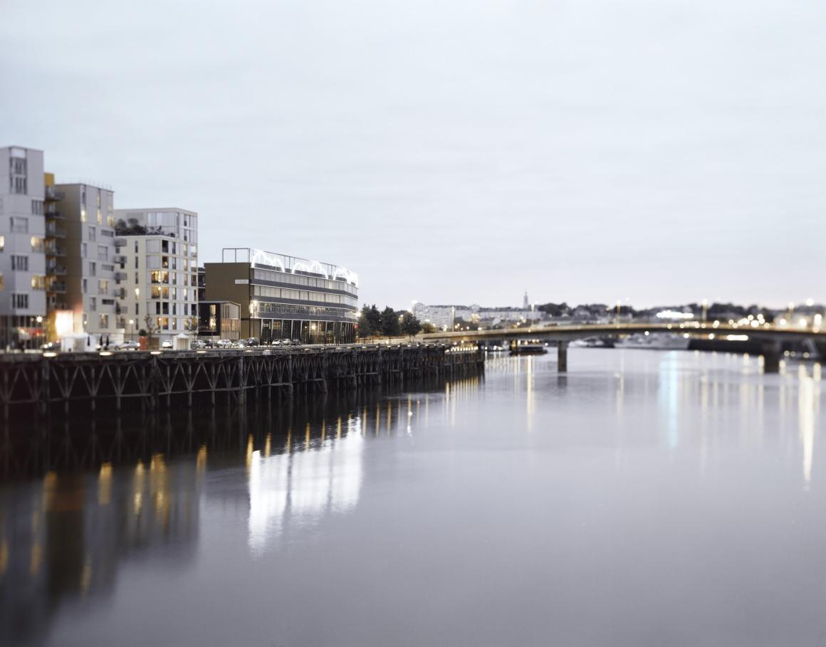 De temps en temps F. Morellet - Nantes