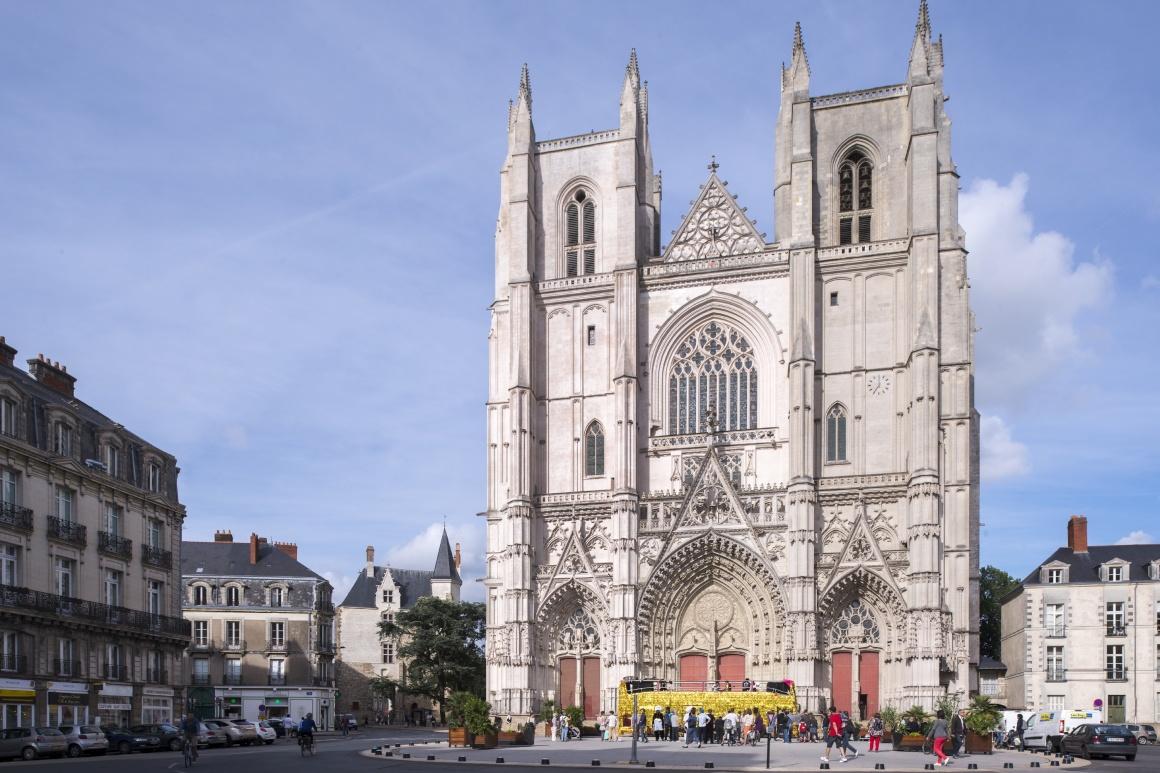 La Parade de Yodel - La nuit du Van - Le Voyage à Nantes 2014