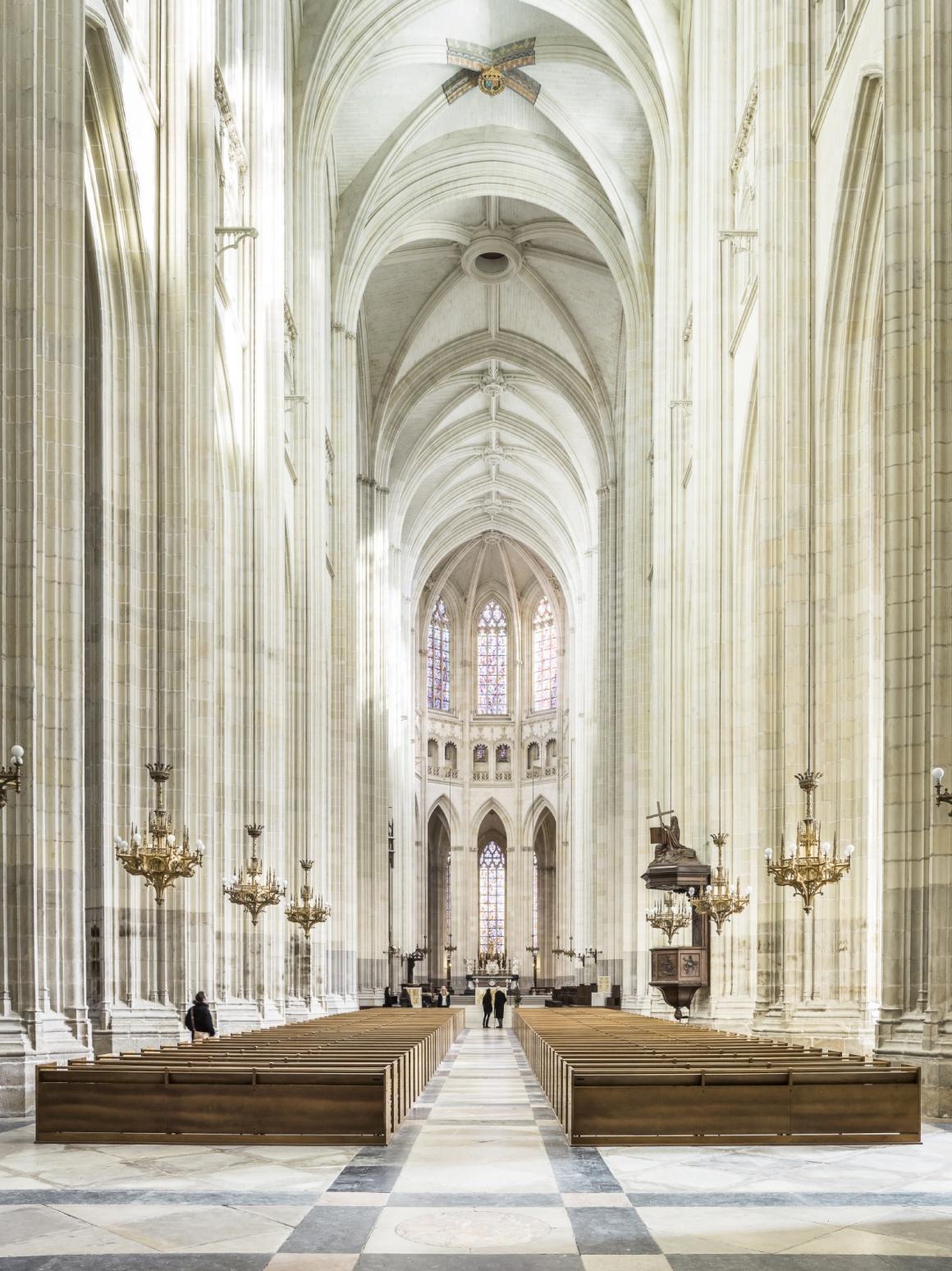 Cathédrale Saint-Pierre et Saint-Paul, Nantes
