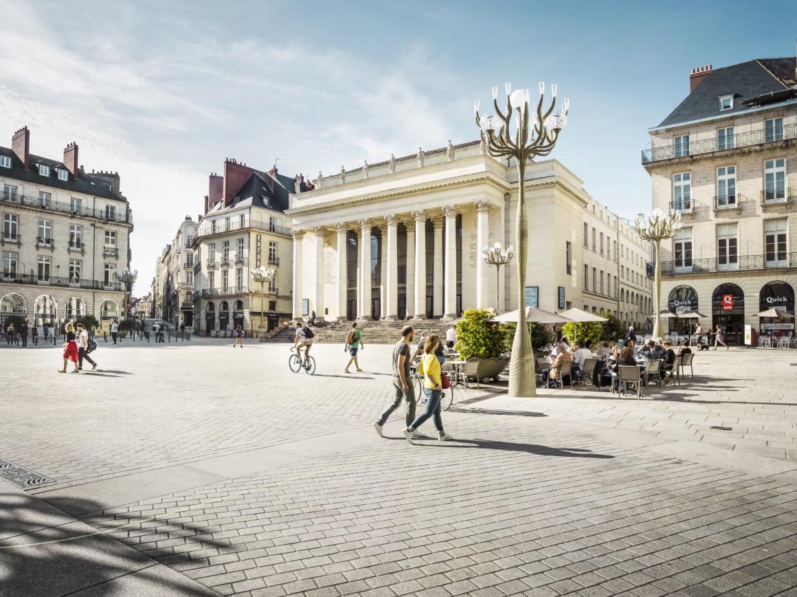 Opéra Graslin, Nantes