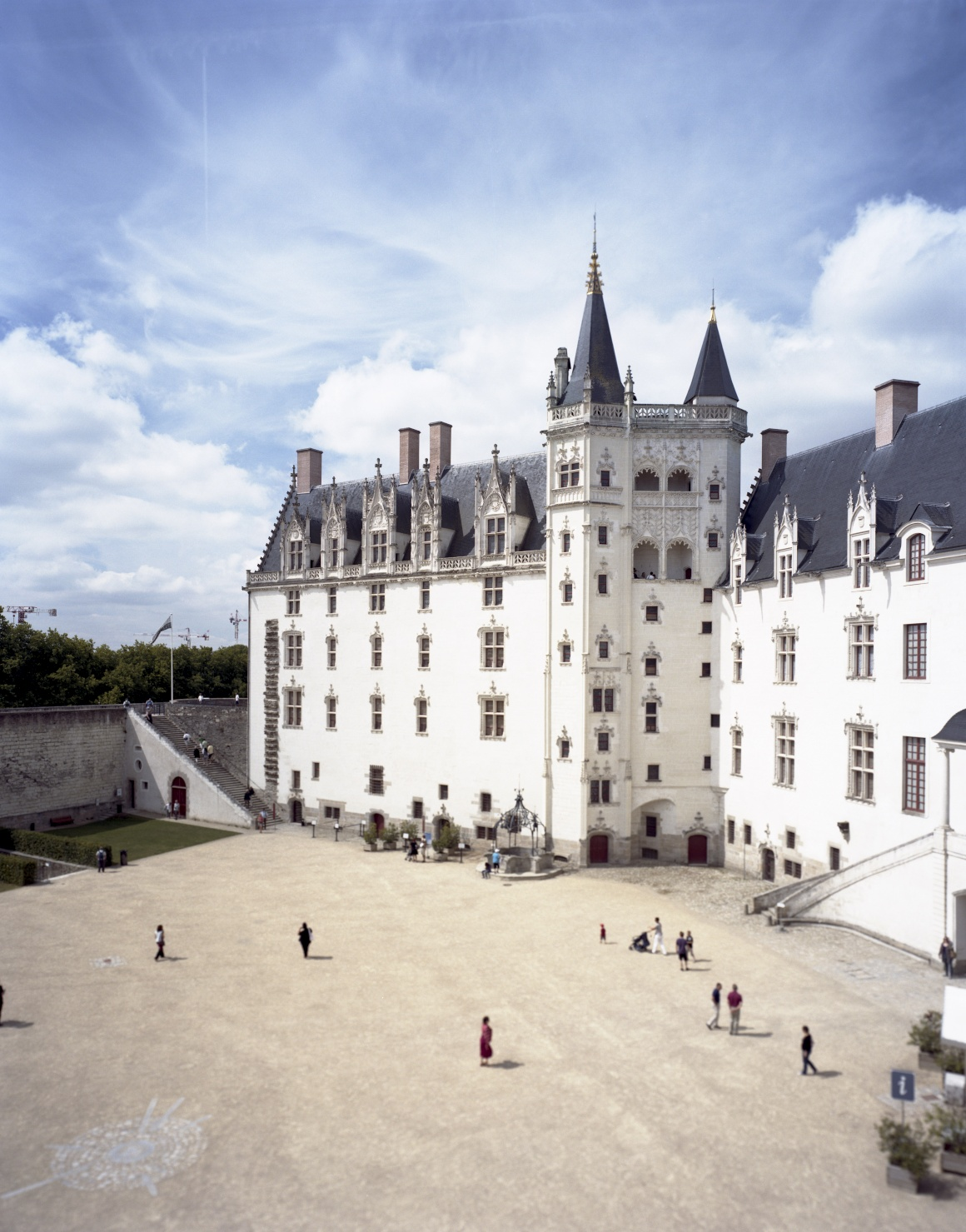 Château des ducs de Bretagne - Nantes