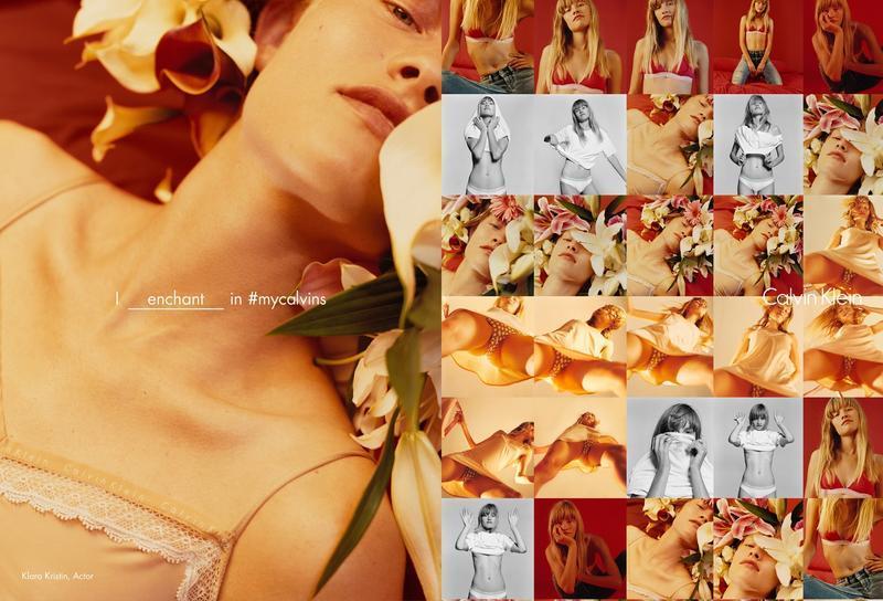 Campanha da Calvin Klein é erótica demais?