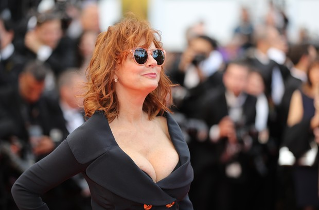 Aos 80 anos, Susan Sarandon quer realizar filmes pornográficos
