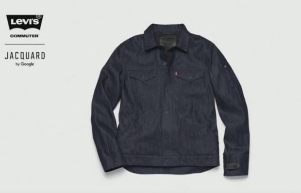 Google e Levi's criam casaco que atende chamadas e dá direcções