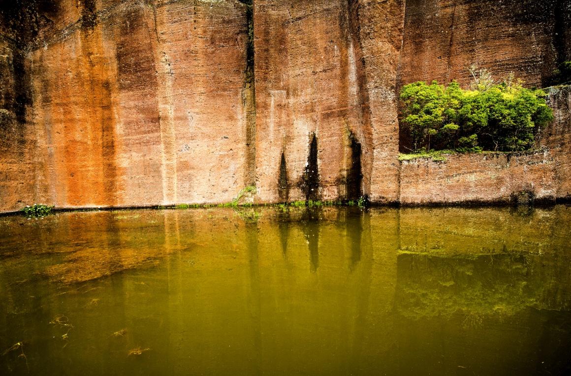 AÇORES - Santa Maria - Preda de Cantaria, Poço da Pedreira